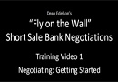 Short Sale Bank Negotiations – Dean Edelson