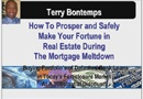 Effective Foreclosure Investing - Terry Bontemps